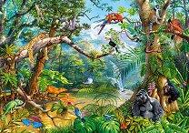 Криеница в джунглата -