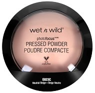 Wet'n'Wild Photo Focus Pressed Powder - Компактна пудра с фото финиш - пудра