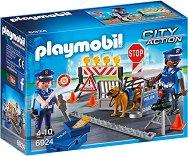 """Полицейска акция - Детски конструктор от серията """"City Action"""" -"""