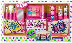 Детски комплект с гримове - POP Girls -