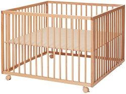 Бебешка кошара на 3 нива - Comfort -