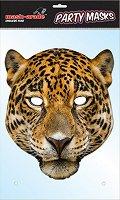 Маска - Леопард - Парти аксесоар - играчка