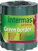 Ограничителна лента - Green border