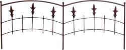 Ниска градинска ограда - Royal border - 1 модул с дължина 1 m