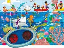 """Море - Пъзел-игра от серията """"Ludattica"""" -"""