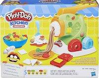 Машина за паста - Творчески комплект с моделин - детски аксесоар