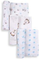 Бебешки памучни пелени - продукт