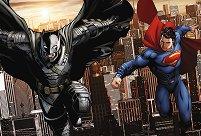 Батман срещу Супермен - пъзел
