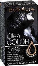 Rubelia Olea Color - Крем боя за коса с комплекс от масла - боя