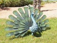Декоративна фигура - Peacock