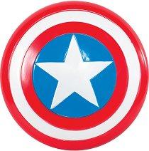 Щит - Капитан Америка - Парти аксесоар - играчка