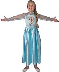 """Парти костюм - Елза - От серията """"Принцесите на Дисни"""" -"""
