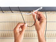 Игла и корда за фиксиране на мрежа - Fixing cord