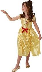 """Парти костюм - Бел - От серията """"Принцесите на Дисни"""" -"""