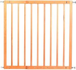 Универсална дървена преграда за врата -