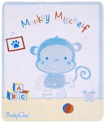 Детско микрофибърно одеяло - Размер 80 x 100 cm -