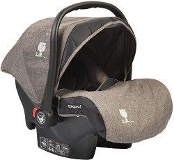 Бебешко кошче за кола - Stefanie Flax - За бебета от 0 месеца до 13 kg - столче за кола