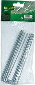Метални скоби - Fixsol - Комплект от 10 броя