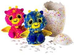 Hatchimals Surprise - Розово яйце - играчка
