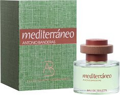 Antonio Banderas Mediterraneo EDT - Мъжки парфюм - продукт