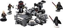"""Трансформацията на Дарт Вейдър - Детски конструктор от серията """"Lego Star Wars: Episodes"""" -"""