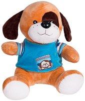 """Кученце - Разказвач на приказки - Интерактивна плюшена играчка от серията """"Моето приятелче"""" - несесер"""