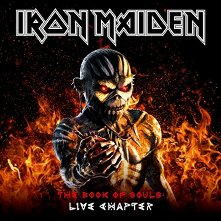 Iron Maiden - The Book of Souls. Live Chapter - 2 CD Standart Edition - компилация