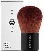 Lily Lolo Baby Buki Brush - Професионална мини четка за минерален фон дьо тен -