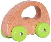 Кола - Детска дървена играчка - играчка