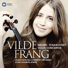Vilde Frang - Nielsen & Tchaikovsky: Violin Concertos -