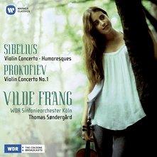 Vilde Frang - Prokofiev & Sibelius: Violin Concertos -