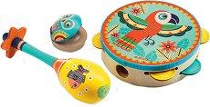 Комплект музикални инструменти - творчески комплект