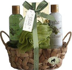 Raphael Rosalee Tuscan Garden Olive No.42 - Подаръчен комплект с козметика за тяло с маслина -