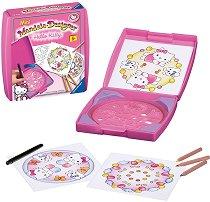 Нарисувай сам мандала - Hello Kitty -