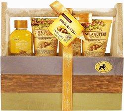 Raphael Rosalee Fruits of Paradise Shea Butter No.109 - Подаръчен комплект с козметика за тяло с масло от ший - продукт
