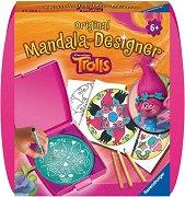 Нарисувай сам мандала - Тролчета - детски аксесоар