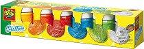 Блестящи бои - Комплект от 6 цвята