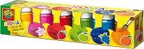 Ароматни бои - Комплект от 6 цвята -
