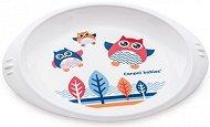 Детска чиния за хранене - Owls - За бебета над 6 месеца -