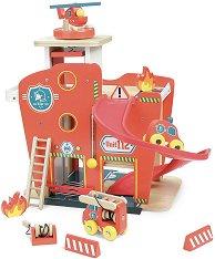 Пожарна станция -