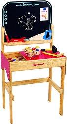 Детска работилница - Дървен конструктор -