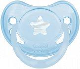 Анатомична силиконова залъгалка - Pastelove - За бебета от 6 до 18 месеца - залъгалка