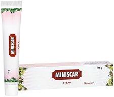 Charak Miniscar Cream - Крем против белези и стрии - спирала