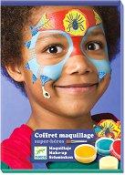 Детски гримове и стикери - Супер герои