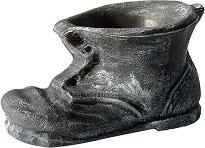 Декоративна саксия - Обувка