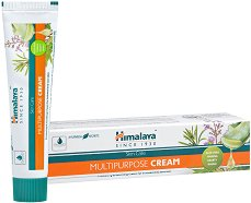 Himalaya Multipurpose Cream - Мултифункционален крем за раздразнена и наранена кожа - гел