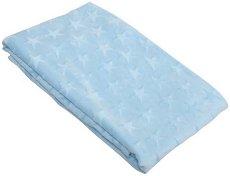 Бебешко одеяло - Star Dust - Размери 75 x 110 cm -