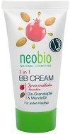 Neobio 7 in 1 BB Cream - SPF 6 - BB крем за лице 7 в 1 с био нар и бадемово масло - сенки