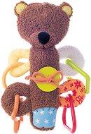 Мечето Матахи - Писукаща мека играчка с дъвкалка -