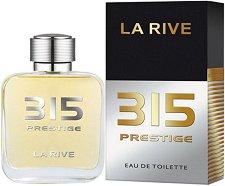 La Rive 315 Prestige EDT - Мъжки парфюм -